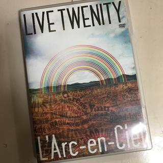 ラルクアンシエル(L'Arc~en~Ciel)のLIVE TWENTY L'Arc〜en〜Ciel (ミュージック)