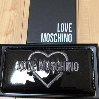 モスキーノ(MOSCHINO)のLOVE MOSCHINO  サイフ(財布)