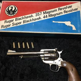 357マグナムリボルバー(モデルガン)