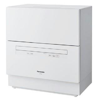 パナソニック(Panasonic)のパナソニック 食器洗い乾燥機 NP-TA2-W ホワイト 新品(食器洗い機/乾燥機)