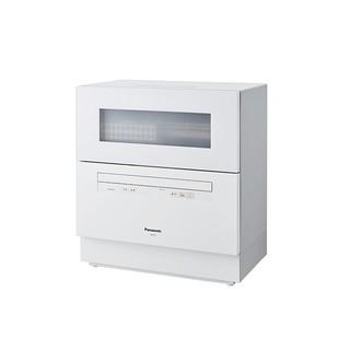 パナソニック(Panasonic)のパナソニック 食器洗い乾燥機 NP-TH2-W ホワイト 新品(食器洗い機/乾燥機)