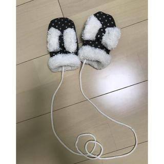 シマムラ(しまむら)の子ども  紐付き手袋(手袋)