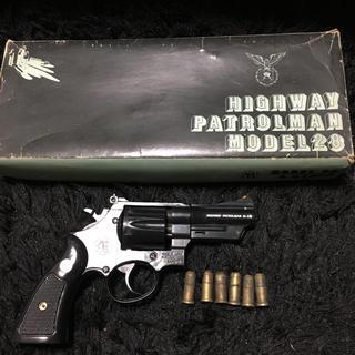 ハイウェイパトロールマンM28 3.5インチ(モデルガン)