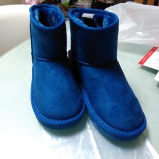 キッズフォーレ(KIDS FORET)のkids foret 新品ブーツ 19cm(ブーツ)