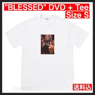 """シュプリーム(Supreme)の【S】""""BLESSED"""" DVD + Tee(Tシャツ/カットソー(半袖/袖なし))"""