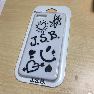 サンダイメジェイソウルブラザーズ(三代目 J Soul Brothers)の正規品 J.S.B. iPhone7ケース(iPhoneケース)