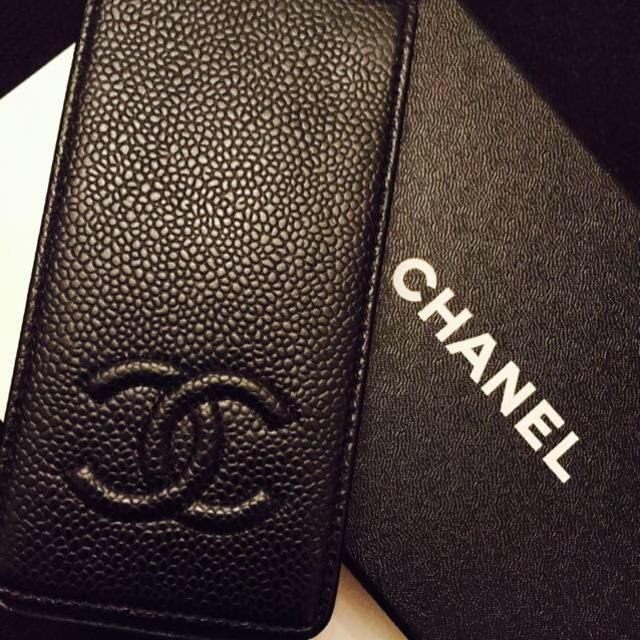 CHANEL - シャネル iPhone5ケースの通販 by shop|シャネルならラクマ