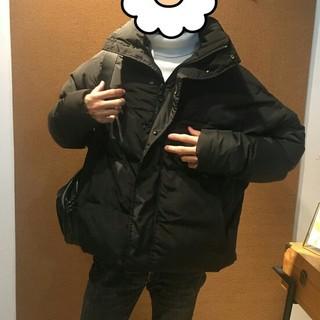 ザラ(ZARA)のZARA 綿服 厚い 送料無料 格好がいい暖かいパフジャケット ダウンジャケット(ダッフルコート)