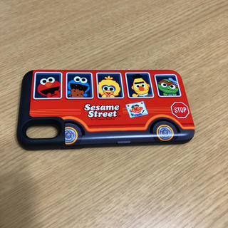 セサミストリート(SESAME STREET)のiPhone X セサミストリート (iPhoneケース)