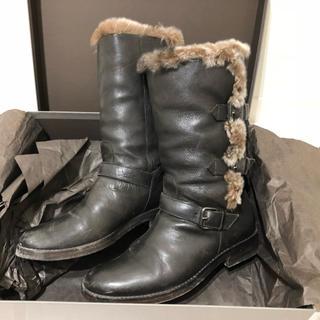サルトル(SARTORE)の値下げ 美品 SARTORE サルトル 百貨店購入 37 ブーツ(ブーツ)