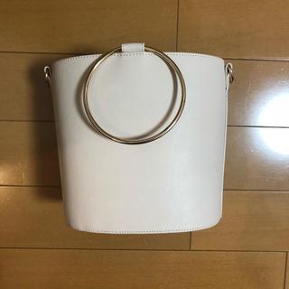 シマムラ(しまむら)のバケツ型ハンドバッグ(ハンドバッグ)