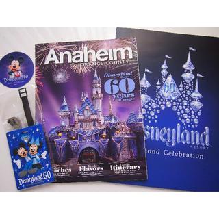 ディズニー(Disney)の【海外ディズニー】ディズニーランド60周年グッズ(アート/エンタメ/ホビー)