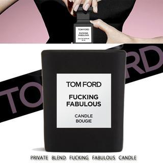 レア最新◆TOM FORD◆F FABULOUS F ファビュラス キャンドル