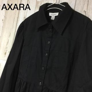 アクサラ(AXARA)の未使用 AXARA アクサラ チュニック ワンピース サイズ38(ミニワンピース)