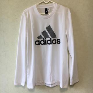 アディダス(adidas)のadidas スポーツ ロングティーシャツ(Tシャツ(長袖/七分))