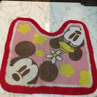 ディズニー(Disney)のお値下げトイレマット  ディズニー(トイレマット)