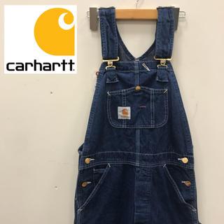 カーハート(carhartt)の90's carhartt カーハート オーバーオール デニム(サロペット/オーバーオール)