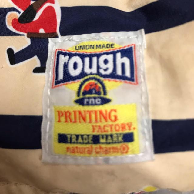 rough(ラフ)のrough  リュック キッズ/ベビー/マタニティのこども用バッグ(リュックサック)の商品写真