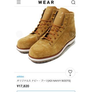 アディダス(adidas)のadidas ADI NAVVY BOOTS 29.5cm(ブーツ)