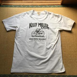 バーンズアウトフィッターズ(Barns OUTFITTERS)のBARNSTシャツ 42-44(Tシャツ/カットソー(半袖/袖なし))