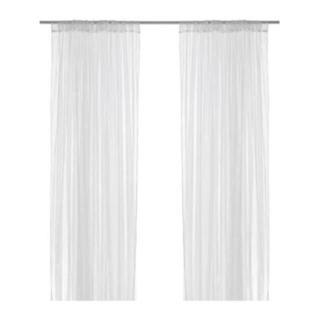 イケア(IKEA)の IKEA LILL ネット カーテン(レースカーテン)