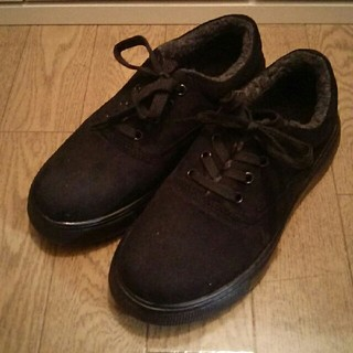 シマムラ(しまむら)のしまむら 靴 スニーカー ボア M (スニーカー)