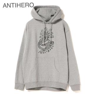 アンチヒーロー(ANTIHERO)のANTIHERO「LIBERATION ARMY HOODIE」(パーカー)