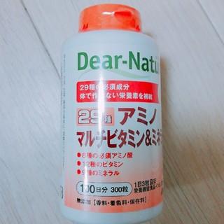 アサヒ(アサヒ)のAsahi Dear-Natura アミノ マルチビタミン&ミネラル(ビタミン)