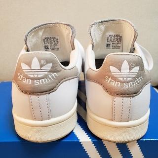 アディダス(adidas)のadidas★定価15120円状態◎スタンスミス23.0cmベージュ美品(スニーカー)