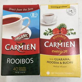 カルディ(KALDI)のカーミエン  ルイボスティー セット 二箱(茶)