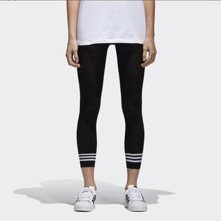 アディダス(adidas)の3ストライプタイツ adidas(タイツ/ストッキング)