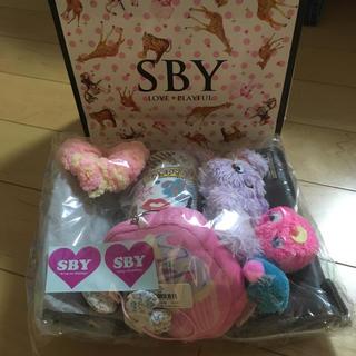 エスビーワイ(SBY)の未使用☆渋谷109☆SBY☆雑貨アソート(セット/コーデ)