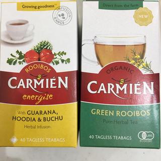 カルディ(KALDI)の♡kuro様専用♡カーミエン  ルイボスティー セット(茶)