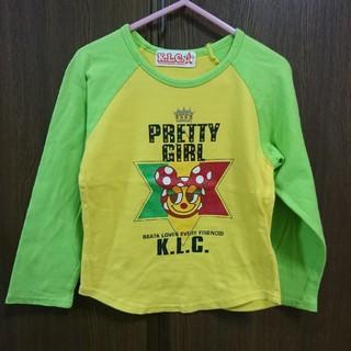 ケーエルシー(KLC)のK.L.C110㎝ ロンT(Tシャツ/カットソー)