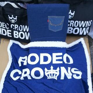 ロデオクラウンズ(RODEO CROWNS)のザ・椅子とボアブランケットのセット(折り畳みイス)