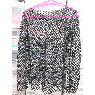 アディダス(adidas)の編み編みロンT(Tシャツ/カットソー(七分/長袖))