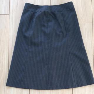 ジェイプレスレディス(J.PRESS LADIES)の【美品】JPRESS スカート(ひざ丈スカート)