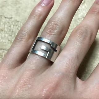 グッチ(Gucci)のGUCCI リング 指輪 メンズ(リング(指輪))