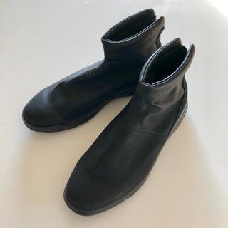 ザラ(ZARA)の新品 ZARA MAN ブーツ ブラック 41(ブーツ)