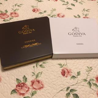 チョコレート(chocolate)のGODIVA クッキー 新品 美品 (菓子/デザート)