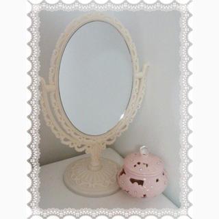 フランフラン(Francfranc)のミラー ♡ 鏡 ♡ ドレッサー ♡ コスメ ♡ インテリア(ドレッサー/鏡台)