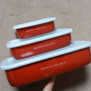 ディーンアンドデルーカ(DEAN & DELUCA)のDEAN & DELUCA ホーローコンテナー(その他)