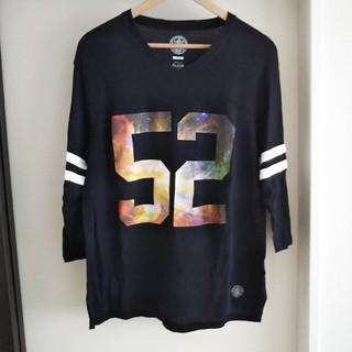 バル(BAL)のBAL 7分袖Tシャツ(Vネック)(Tシャツ/カットソー(七分/長袖))