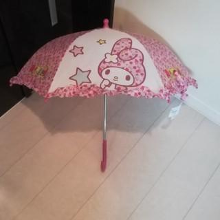 マイメロディ(マイメロディ)のマイメロディ フリル傘 40cm(傘)