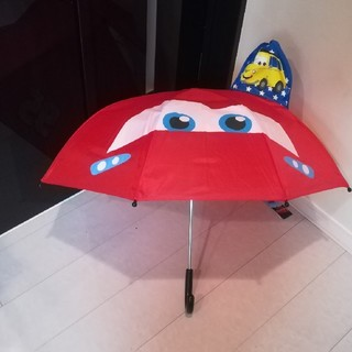 ディズニー(Disney)のカーズ 傘 47cm(傘)
