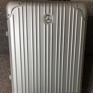 リモワ(RIMOWA)のメルセデスベンツ  スーツケース キャリーバッグ(トラベルバッグ/スーツケース)