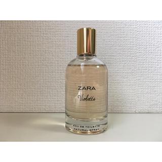 ザラ(ZARA)のZARA Violetta 日本未発売 9割(香水(女性用))