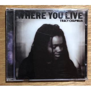 Tracy Chapman / Where You Live(R&B/ソウル)
