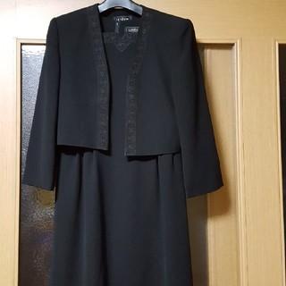 シマムラ(しまむら)の[美品] ブラックフォーマル (礼服/喪服)