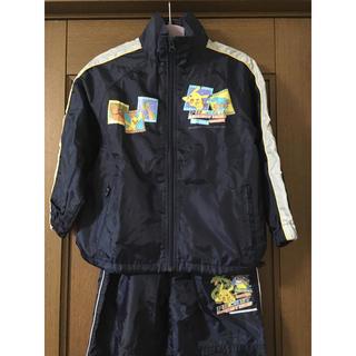 ポケモン(ポケモン)のポケモン 冬用 ジャンパー パンツセット 120cm(ジャケット/上着)